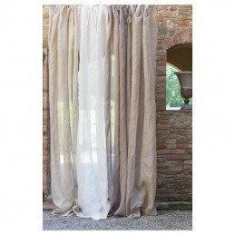 Tenda in lino 150x290 beige...